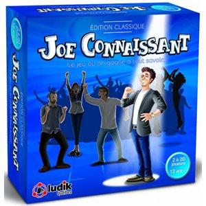 Jeu - Joe connaissant
