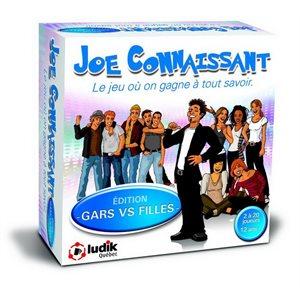 Joe Connaissant (Gars vs Filles)