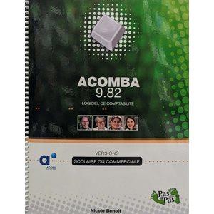 Acomba 9.82 Logiciel de comptabilité
