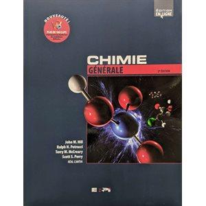 Chimie générale, 2e éd.