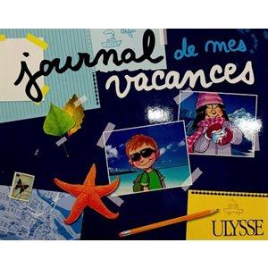 Journal de mes vacances