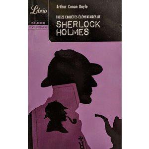 Treize enquêtes élémentaires de Sherlock Holmes