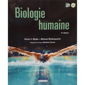 Biologie humaine 3e édition