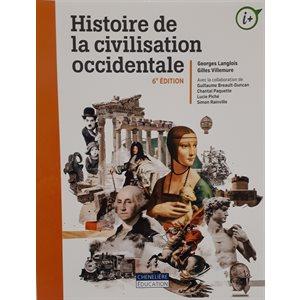 Histoire de la civilisation occidentale 6e édition
