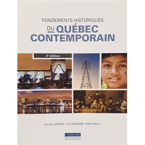 Fondements historiques du Québec contemporain