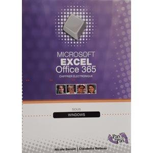 Excel Office 365 - N.Benoit