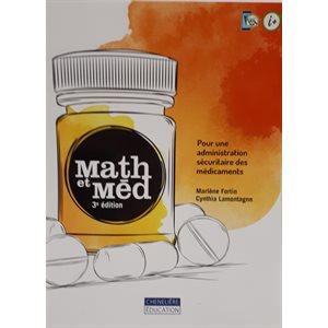 Math et Méd 3e ed