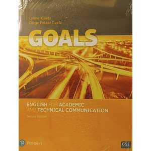 GOALS Englis for academic amd technical communication