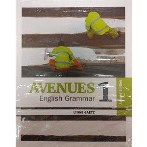 Avenues 1 - English Grammar 2ed