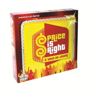 Jeu - The price is right