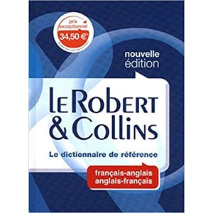 Le Robert & Collins anglais / français