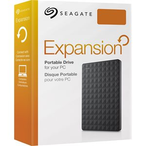 Disque Dur Seagate Expansion 2TO USB3 noir