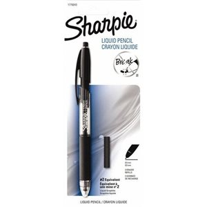 Crayon Sharpie Liquide avec 3 gommes
