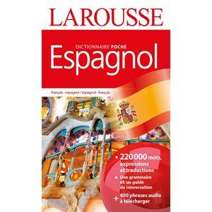 Dictionnaire Poche Espagnol - Français