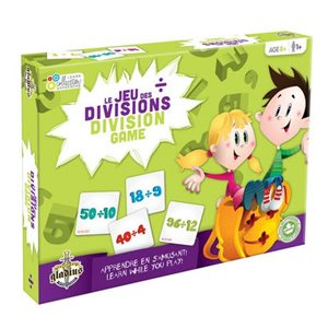 Collection Apprendre- Divisions