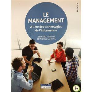 Le management à l'ère de la TI 4ème Ed