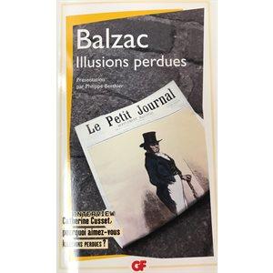 Les illusions perdues, Honoré de Balzac