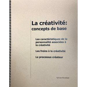 La créativité: Concept de base