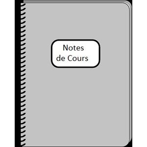 NC-1229 Notes de cours (M. Chalifour-Ouellet)