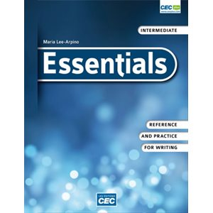 Essentials: Reference and Practice for Writing (Intermediate